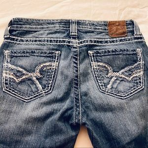 Big Star Hazel Curvy Fit Bootcut Jeans